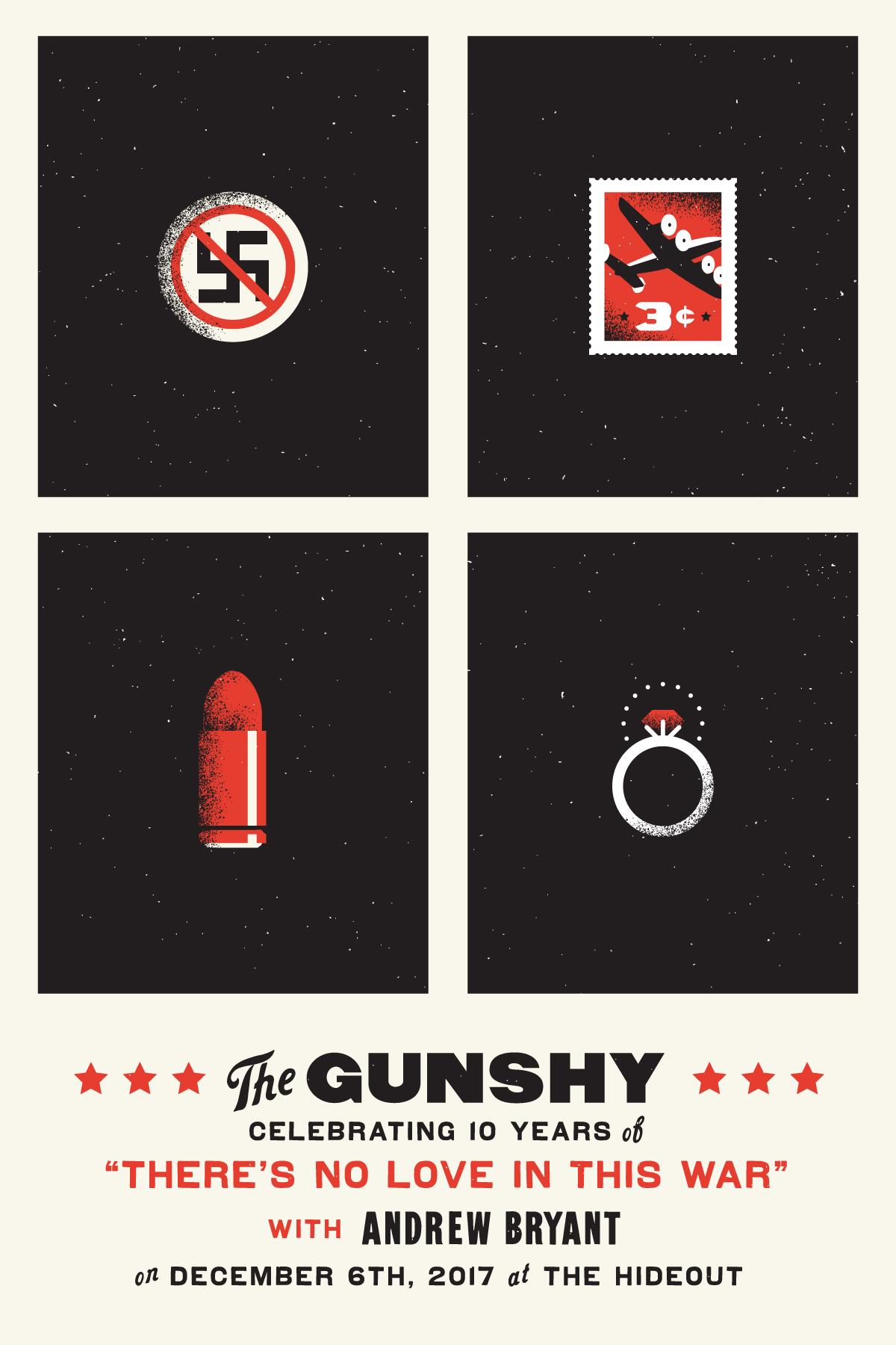 The Gunshy